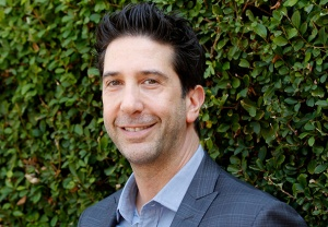 Friends David Schwimmer Interview