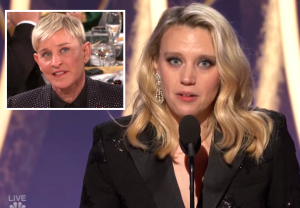 kate-mckinnon-golden-globes-speech-ellen-video/