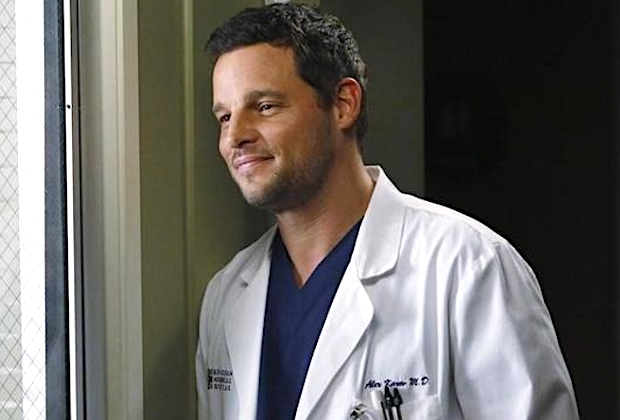 Alex Leaves Grey's Anatomy Dies Justin Chambers Season 16