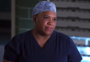 chandra wilson greys anatomy performance season 16 episode 10 abc