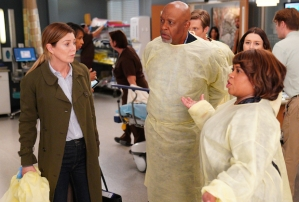 Greys Anatomy Recap Season 16 Episode 10 owen proposes teddy engaged