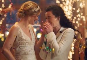 Hallmark Channel CEO Leaving Lesbian Wedding Ads Controversy