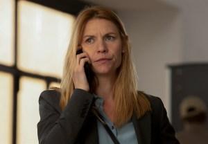 Homeland Season 8 Carrie Claire Danes