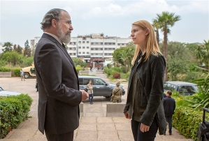 Homeland Season 8 Saul Carrie