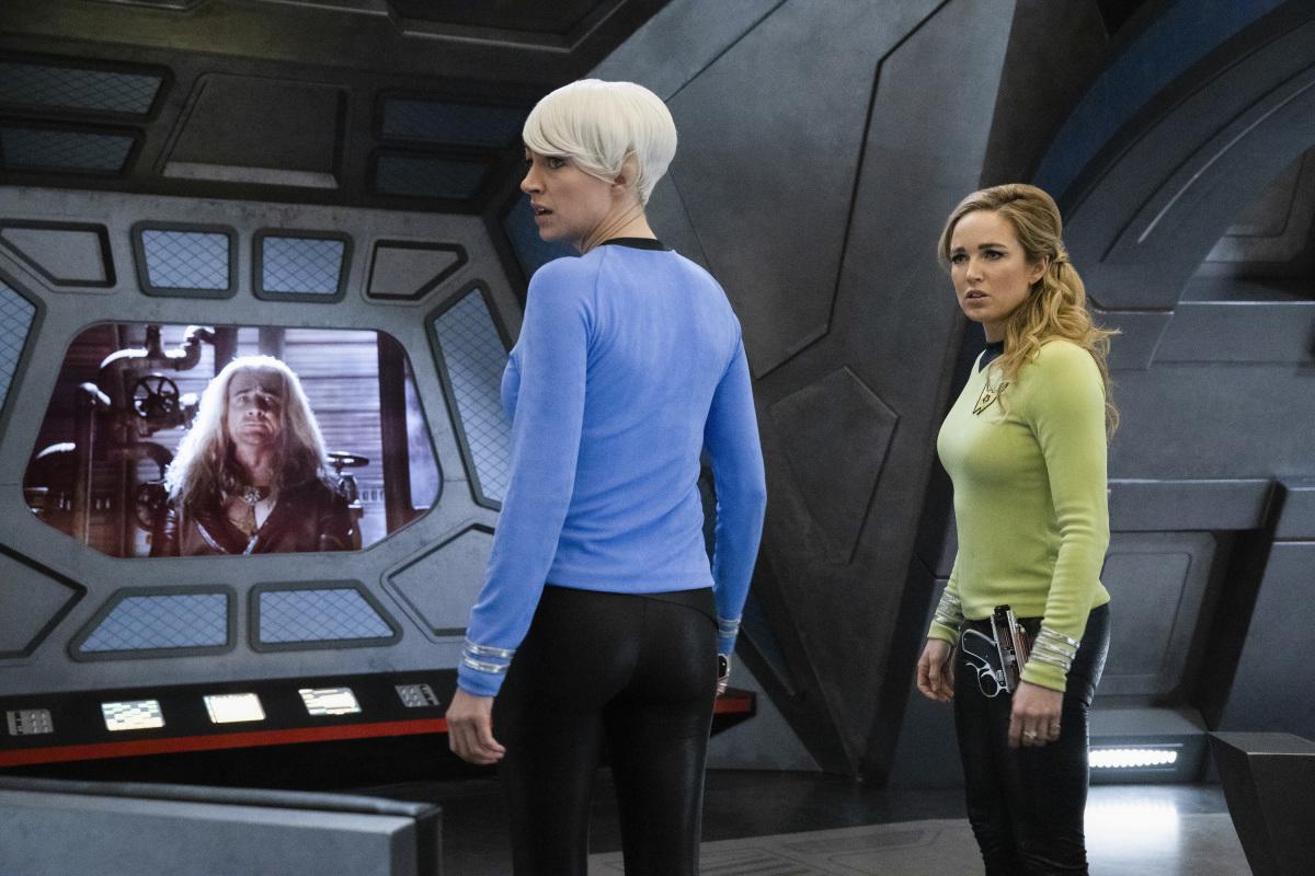 Legends of Tomorrow Star Trek