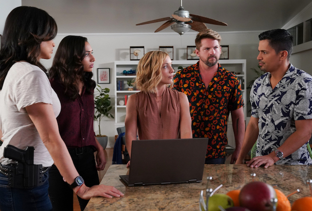 Magnum PI Ratings Crossover