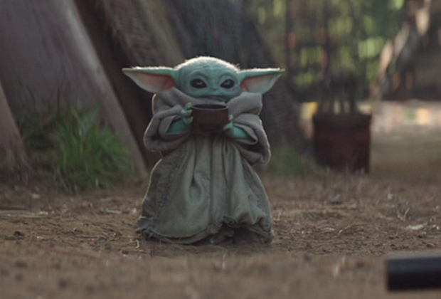 Baby Yoda Best Moments
