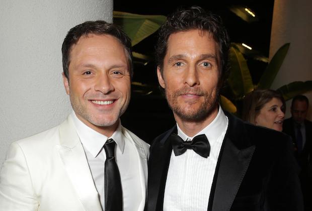 Matthew McConaughey, Nic Pizzolatto