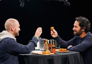 Paul Rudd on 'Hot Ones'