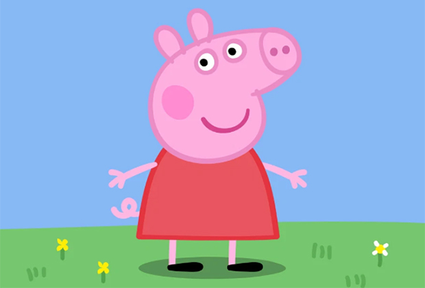 Peppa Pig Voice Changing