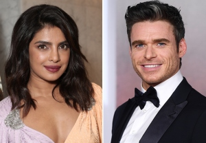 Priyanka Chopra Jonas Richard Madden Citadel Cast Amazon