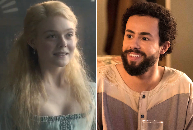 'Ramy' Season 2, 'The Great' Season 1 - Hulu