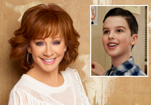 Reba on 'Young Sheldon' Season 3