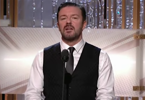Ricky Gervais Tim Allen Joke Video