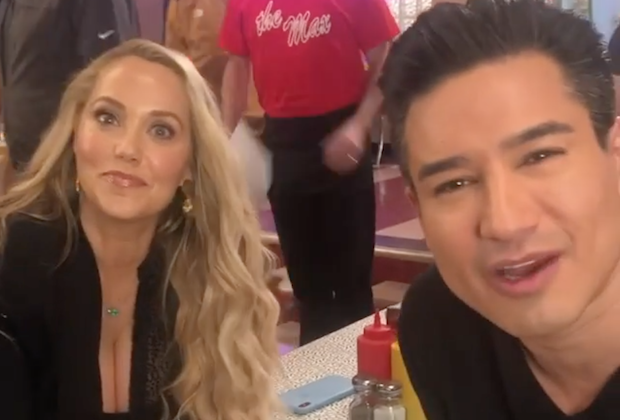 Saved By the Bell Revival Peacock Mario Lopez Elizabeth Berkley