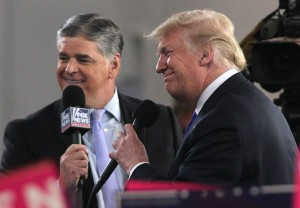 Trump Hannity Super Bowl Interview