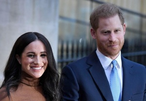Prince Harry Meghan Markle Special Fox