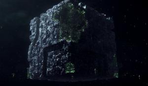 Star Trek Picard Premiere Borg Cube