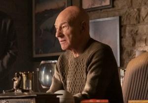 Star Trek Picard Recap Series Premiere Episode 1