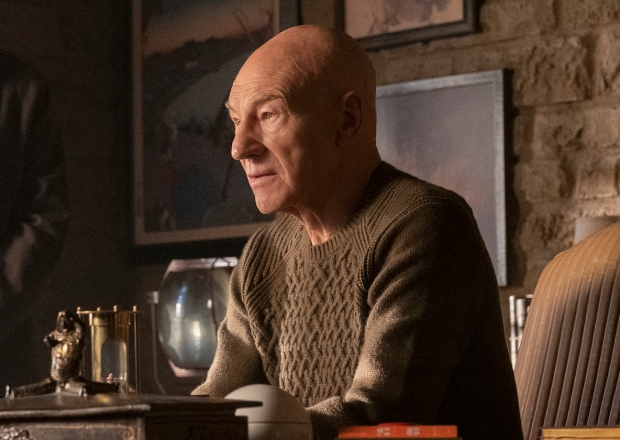 Star Trek Picard Recap Series Premiere Episode 1