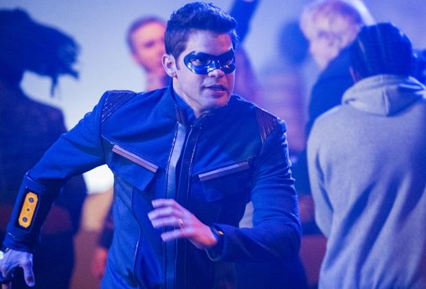 Supergirl Jeremy Jordan Returns