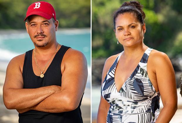 Survivor Season 40 Cast Full List Winners At War Return Photos Tvline