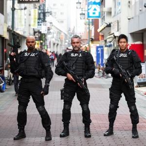 SWAT Season 3 Tokyo Episode