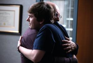 The Good Doctor 3x11 - Shaun and Glassman Hug