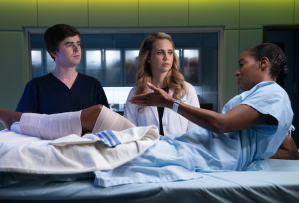 The Good Doctor 3x11 - Shaun, Morgan and Kerry
