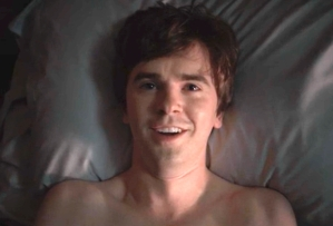 The Good Doctor 3x12: Shaun and Carly Post-Sex Scene