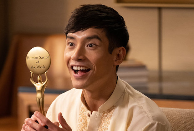 The Good Place Jason Joke Season 4 Manny Jacinto