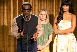 The Good Place Season 4 Episode 12 Chidi