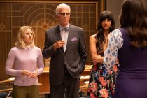 The Good Place Recap: Is Wiping Out All of Humanity Really, Uh, Justified?