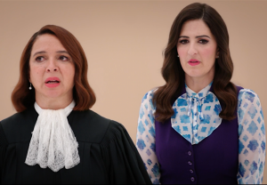 The Good Place Season 4 Episode 10 Judge Gen Janet