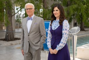 The Good Place Season 4 Episode 12 Michael Janet