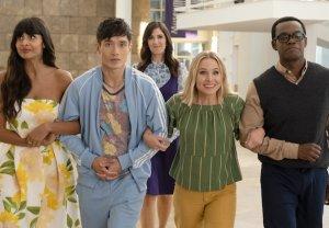The Good Place Season 4 Episode 12 Tahani Jason Eleanor Chidi