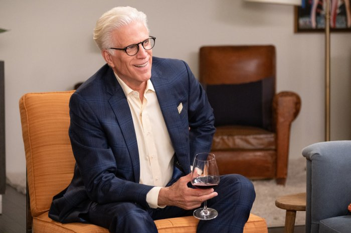 The Good Place Series Finale Michael