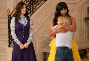 The Good Place Series Finale Janet Tahani Eleanor