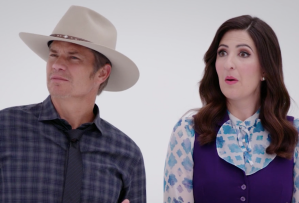 The Good Place Timothy Olyphant Janet