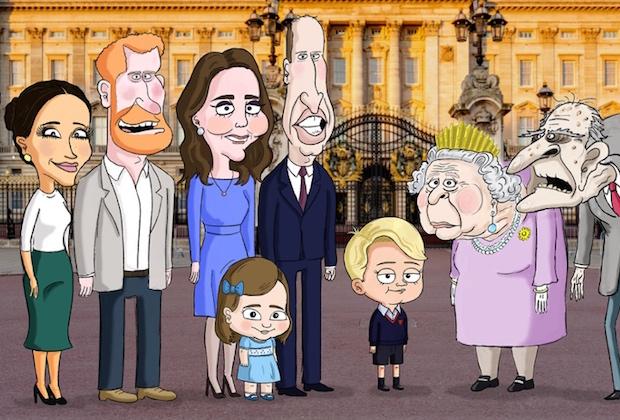 Prince George HBO Max Series
