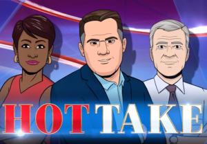 CBS All Access Animated News