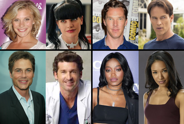 Actors Almost Cast on TV Shows