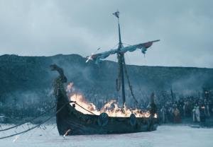 Vikings Funeral
