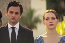 Performers of the Week (1/4): Penn Badgley and Victoria Pedretti