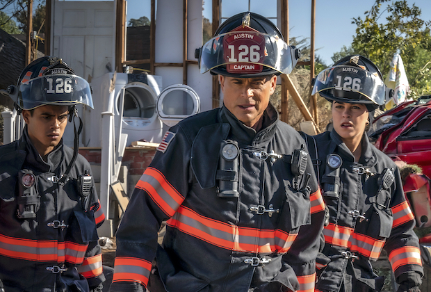 9-1-1: Lone Star 1x04 - Act of God