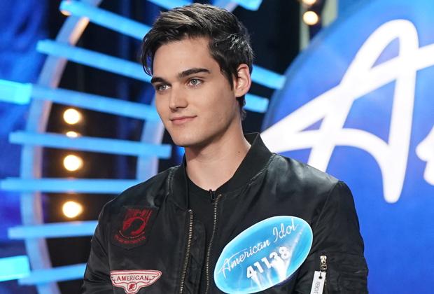 American Idol Nick Merico