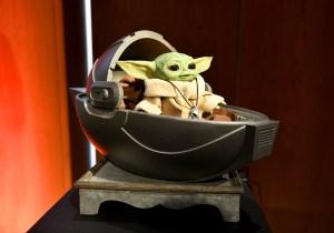 Baby Yoda Toy The Mandalorian Child Disney Plus