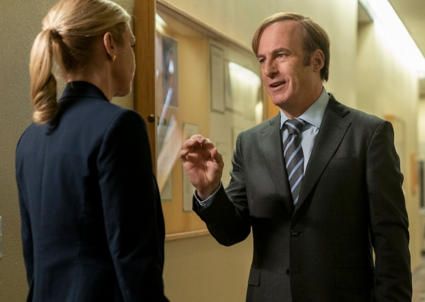 Better Call Saul Season 5 Premiere Kim Jimmy