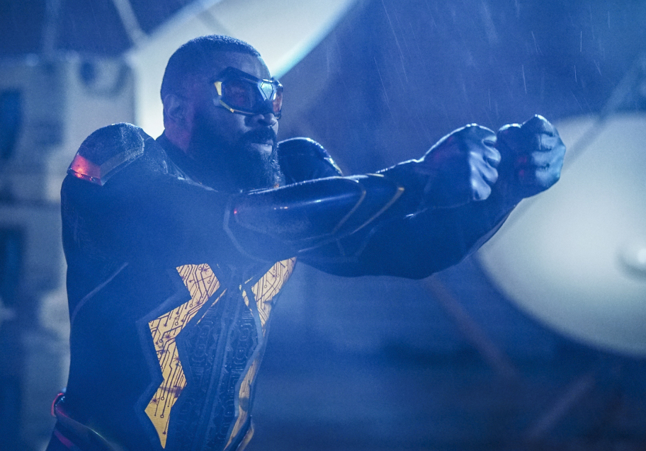 "Black Lightning -- ""The Book of Markovia: Chapter Fou"