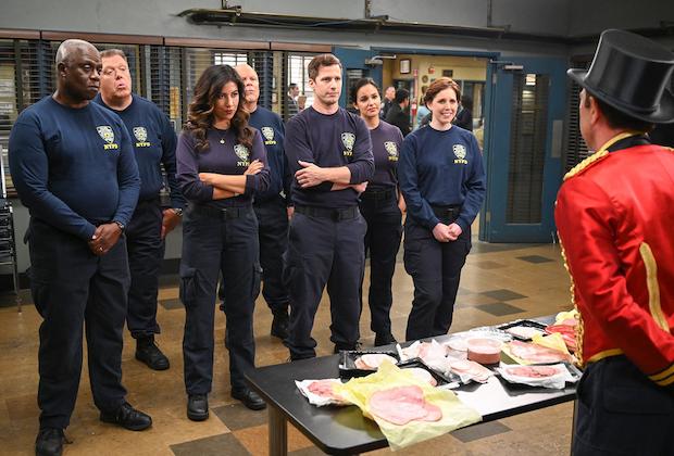 'Brooklyn Nine-Nine' Season 7, Episode 4 - The Jimmy Jab Games II